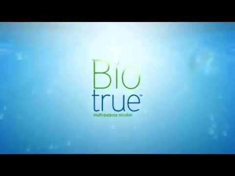 Багатоцільовий розчин для контактних лінз Bio True