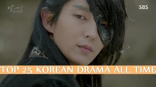 Video [TOP 25] KOREAN DRAMA OF ALL TIME MP3, 3GP, MP4, WEBM, AVI, FLV Maret 2018