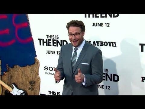 Seth Rogen Takes His Charity Organization To Washington