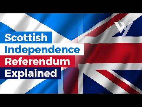 SCOTTISH - Last month, Scotland faced the most important decision of the country's history: Should Scotland be an independent country? In this video, I briefly explain the situation, as well as touching...