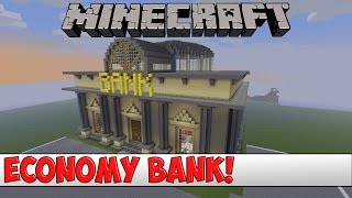 Plugin Thread:► https://www.spigotmc.org/resources/economy-bank.7674/How to make a Bukkit/Spigot Server:► https://goo.gl/2BBvlrVisit my PlanetMinecraft page for Map downloads: ► http://goo.gl/KUoswQBackground Music: ► https://goo.gl/Ygtcok★ Contact Email: ltjim007mail@gmail.com★ Server Owner Setup Tutorials:Episode 1 - Compiling a Jar File: https://goo.gl/xuvcOcEpisode 2 - Making the Server: https://goo.gl/2BBvlrEpisode 3 - Port Forwarding: https://goo.gl/hLa9mREpisode 4 - Free Domain Name: https://goo.gl/y1ROHGIf you get an error with a plugin the best course of action is to create a ticket or send the developer a private message containing the error!