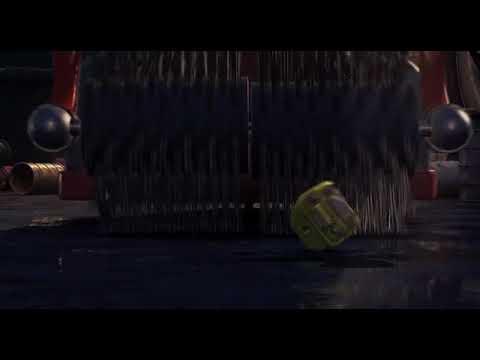 Underground. From the movie Robots
