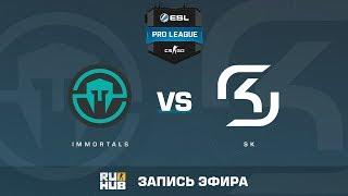 Immortals vs SK - ESL Pro League S6 NA - de_train [sleepsomewhile, MintGod]