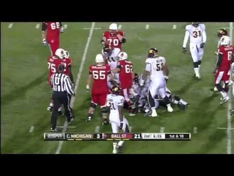 Willie Snead vs Central Michigan 2013 video.