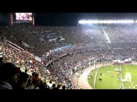 Video - ES PARA VOS + SI QUERES DAR LA VUELTA - River Plate vs Atlético Nacional - Copa Sudamericana 2014 - Los Borrachos del Tablón - River Plate - Argentina