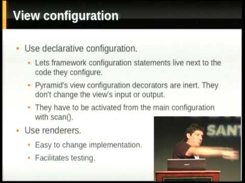 Image from Patterns for building large Pyramid applications