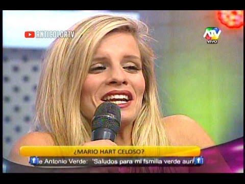 COMBATE: Alejandra se siente Utilizada por Mario Hart 18/09/13