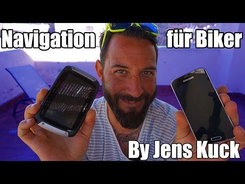 Navigation für Biker  // Jens Kuck