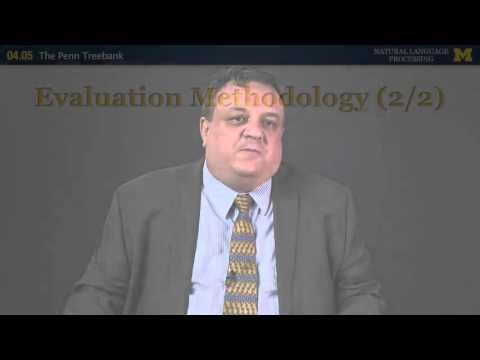 Lecture 26 — The Penn Treebank - Natural Language Processing | University of Michigan