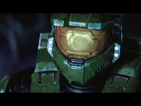 halo2 - Get a look at Halo 2 - in both its Anniversary and Classic forms - running in HD in Halo: The Master Chief Collection.