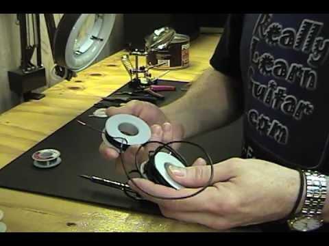 Wiring Up Guitar Electronics 4, Connecting Tone Cap