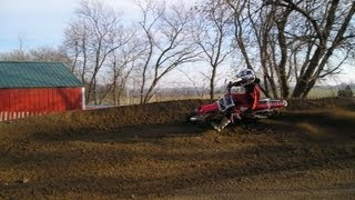 5. Rippin' On The cr125 BRAAP!!