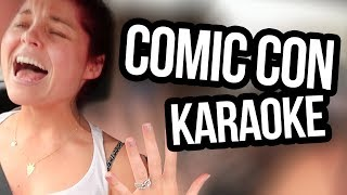 SUBSCRIBE for MORE ►► http://bit.ly/SubClevverStyleCOMIC CON 2017 was this past weekend and in typical Clevver fashion, we all hopped in our cars are carpooled down to good ol' San Diego for SDCC. Today is part 1 which includes excessive car singing, stopping at Chilis (obviously), picking up our badges, and then eating a lot of PF Changs! (We told you we love chain restaurants).For More Clevver Visit:There are 2 types of people: those who follow us on Facebook and those who are missing out http://facebook.com/clevverhttp://instagram.com/Clevverhttp://Twitter.com/ClevverTV