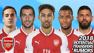 Video ARSENAL - POTENTIAL TRANSFERS & RUMOURS 2018 | ft. AUBAMEYANG, MKHITARYAN, SANCHEZ, OZIL... MP3, 3GP, MP4, WEBM, AVI, FLV Juni 2018