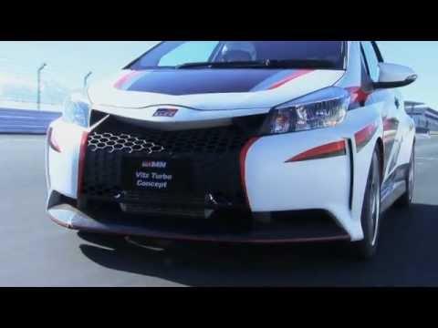 Toyota Yaris Toyota Yaris Turbo Concept by Gazoo Racing