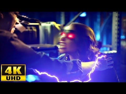The Flash 5x20 Nora goes Reverse XS on Barry Allen [4K Ultra HD]