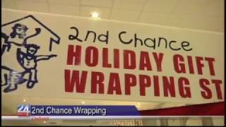 2nd Chance Gift Wrapping Helps Others