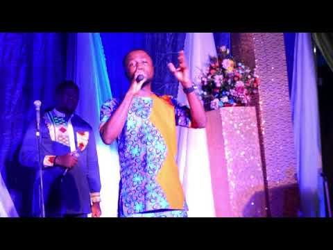 ESOCS CHURCH. @PRINCE GOZIE OKEKE PERFORMED LIV ON STAGE @2017 PRAISE FROM ZION SEASON3 @MOUNT ZION.