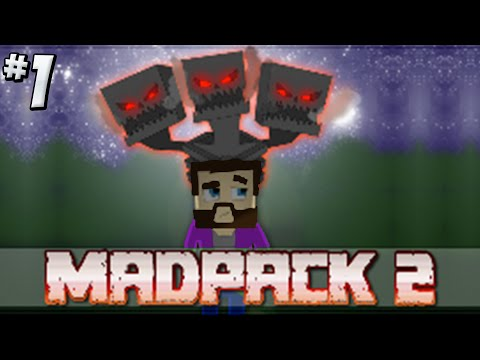 MadPack 2 - Part 1 - Pilot [Minecraft 1.7.10]