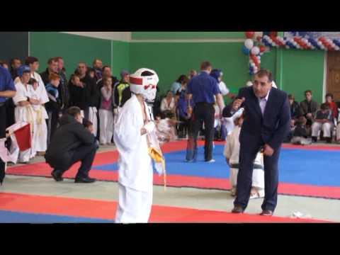 В ГУФСИН России по Ростовской области проведен турнир по киокусинкай каратэ