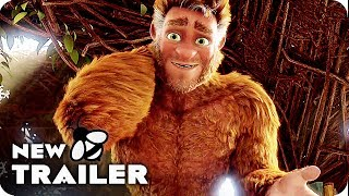 Nonton Son Of Bigfoot International Trailer  2017  Animated Movie Film Subtitle Indonesia Streaming Movie Download