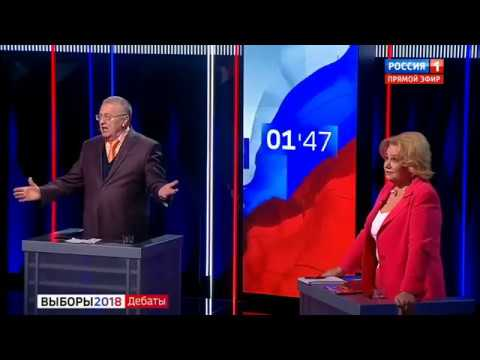 Дебаты с Владимиром Соловьевым на канале «Россия 1» (5.03.2018)