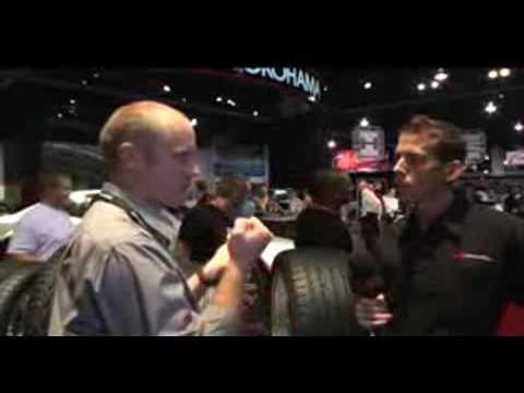 Yokohama Tire Tread Design Explained