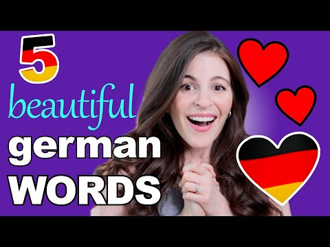 5 beautiful German words nobody is telling you about