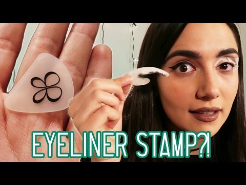 Testing Eyeliner Hack Products