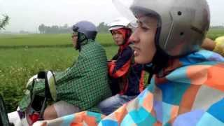 [D6] - Anh Em Có Chuyến đi Phượt ở Hồ Hàm Lợn - Sóc Sơn ( 3/9/2013 )