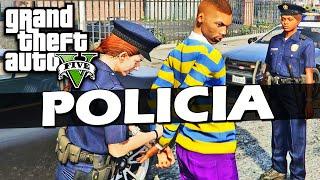 GTA 5 Policia - PoliceMOD - MOD Policia GTA - GTA Policia ► Mais Vídeos da Série: https://goo.gl/8JR9dZ (Episódio 01) ► GTA San Andreas Policia - https://you...