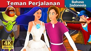 Video Teman Perjalanan | Dongeng anak | Dongeng Bahasa Indonesia MP3, 3GP, MP4, WEBM, AVI, FLV Mei 2019