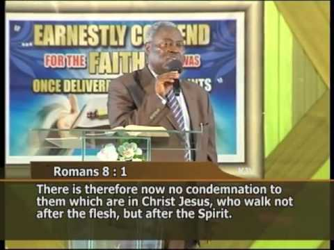 Pastor WF. Kumuyi - Deliverance And Freedom For Every Captives - April 2013