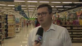 Supermercados na contramão da crise