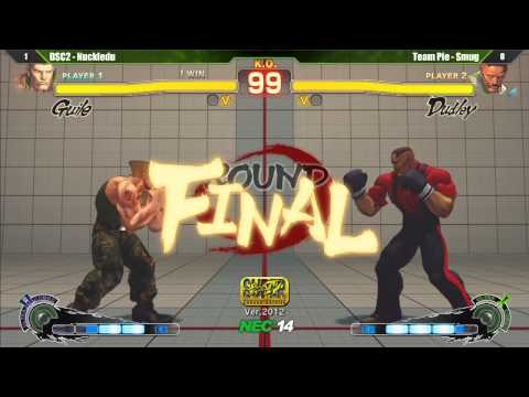 Super Street Fighter 4 AE2012 3 v 3 Teams Grand Final – Northeast Championships 14