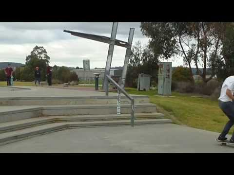 Cameron Harvey - 4 Days At Knoxfield Skatepark