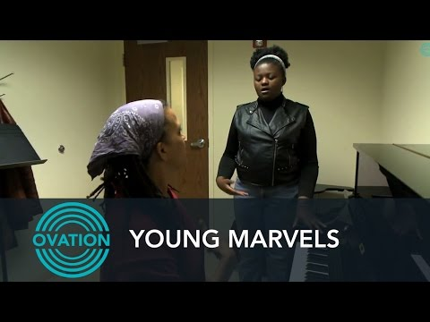Young Marvels - Mae Ya's Huge Voice
