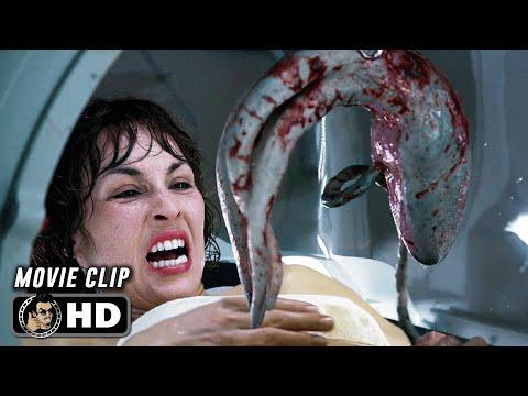 "PROMETHEUS Clip - ""Pregnancy"" (2012)"