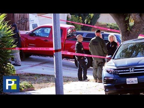 Los vecinos del atacante aseguran que ya había tenido episodios violentos en el pasado