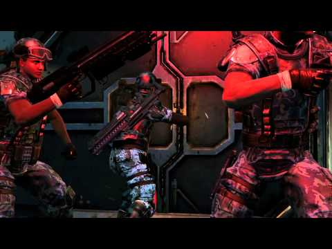 Aliens: Colonial Marines Tactical Multiplayer Trailer - Aliens: Colonial Marines