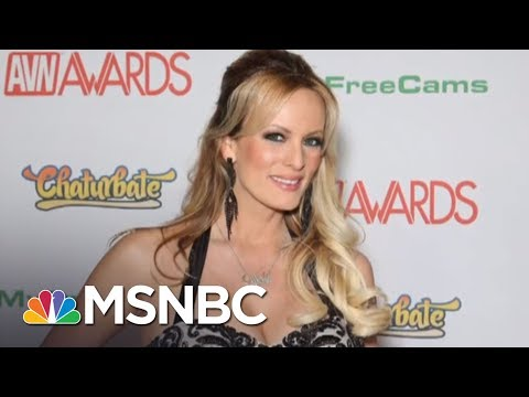 Stormy Daniels' Attorney: America Will Conclude She Is Credible | AM Joy | MSNBC