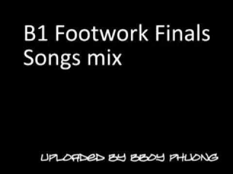 Rare Break Beat - B1 Footwork Finals