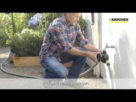 Kärcher Bewässerungsautomat Senso Timer ST 6 Duo eco!ogic