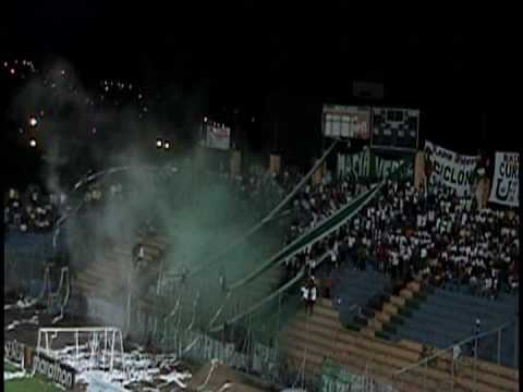 Mafia Verde Contra TecnicoUniv . - Máfia Verde - Liga de Portoviejo