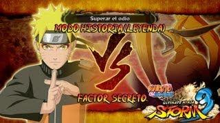 Video Naruto Shippuden: Ultimate Ninja Storm 3 Walkthrough + Full Burst - Parte 15 |Capitulo 4 Naruto vs Kyubi 9 colas Gameplay Español/Japanese 1080p Xbox360/PS3 MP3, 3GP, MP4, WEBM, AVI, FLV Desember 2017
