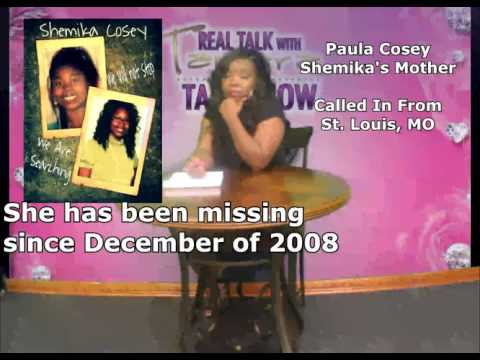 Shemika Cosey Missing without a trace from Berkeley, MO
