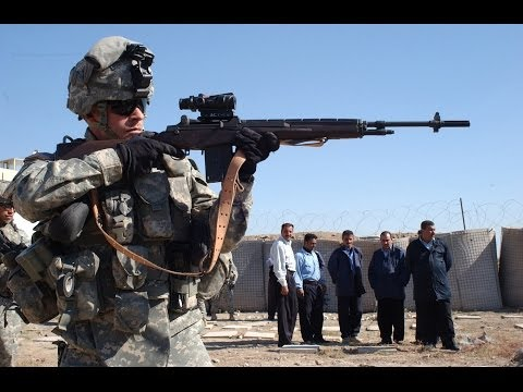 rifle - M14 rifle, officially the United States Rifle, 7.62 mm, M14] is an selective fire automatic rifle that fires 7.62×51mm NATO (.308 Winchester) ammunition. It ...