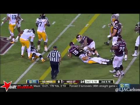 Rakeem Nunez-Roches vs Mississippi St. 2014 video.