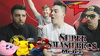 Faze Plays Super Smash Bros
