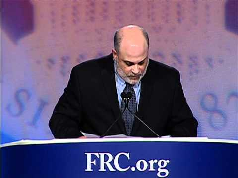 Watch 'Mark Levin at Values Voter Summit 2011 Gala Honoring Ed Meese '